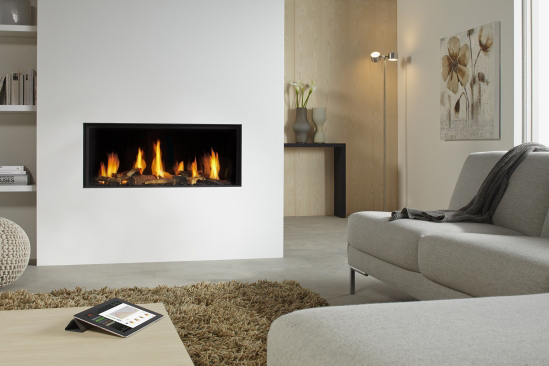 Drufire gas fires